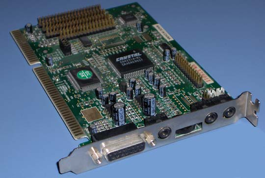 Excel AV305 audio card