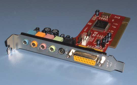 CMI8738LX sound card