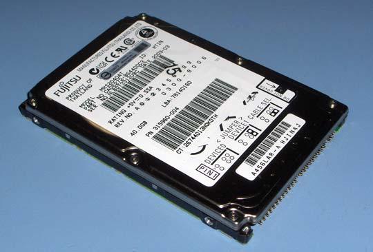 Fujitsu MHS2040AT 40GB