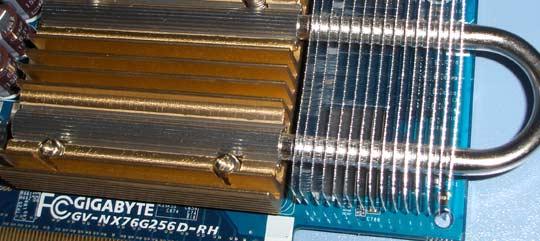 Gigabyte 7600GS PCIe