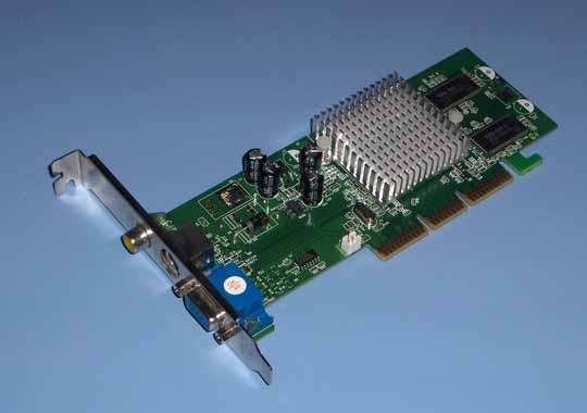 ATI Radeon 9200SE 64 MB