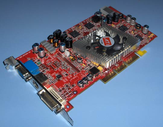 Sapphire Atlantis 9800 Pro 128 MB