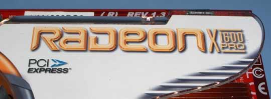GeCube Radeon PCIe