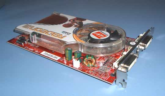 GeCube X1600Pro DDR2