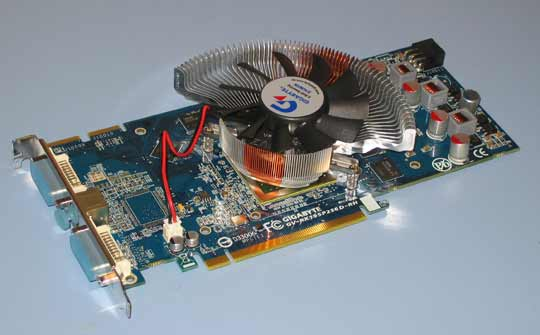 gigabyte x1950 pro