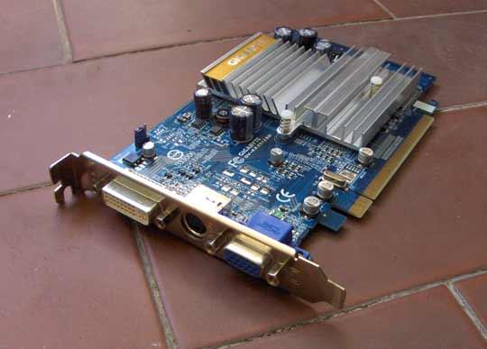 GV-RX55128D 128 MB