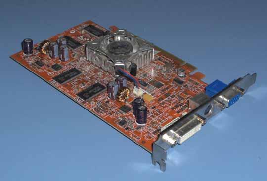 eax600pro 128 mb