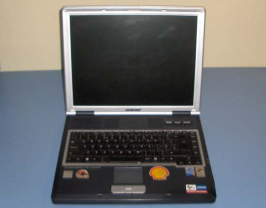 fx5600 laptop