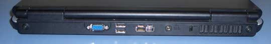 Toshiba L40-139 back