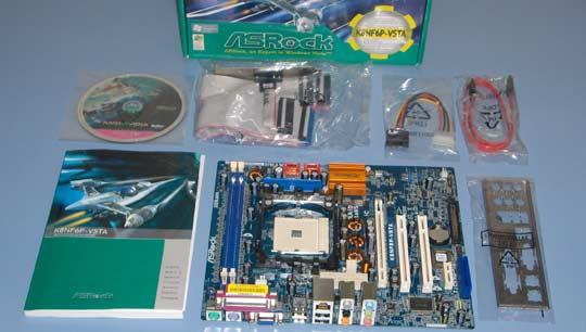 Asrock 754 motherboard