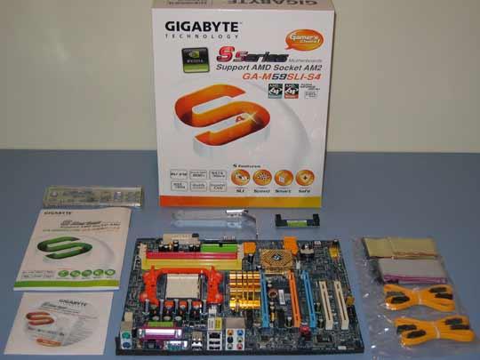 Gigabyte GA-M59SLI-S4