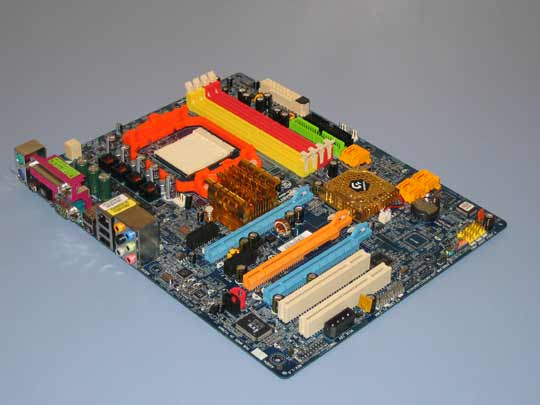 Gigabyte AM2 motherboard
