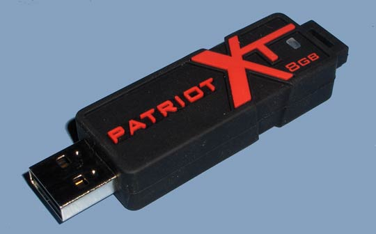 Patriot Xporter XT Boost 8GB