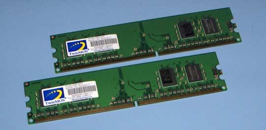 TwinMOS DDR2 533 MHz 256 MB