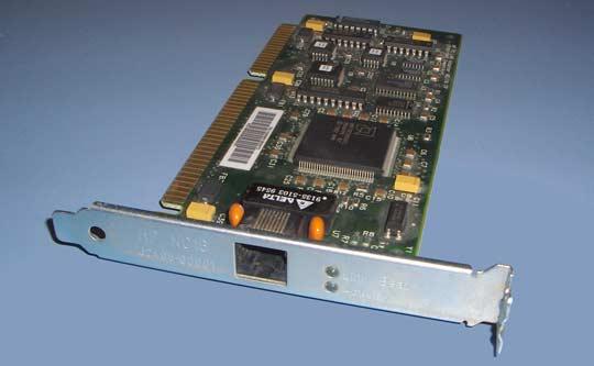 HP PC LAN Adapter NC/16 TP