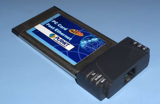 Planet ENW-3502F PCMCIA