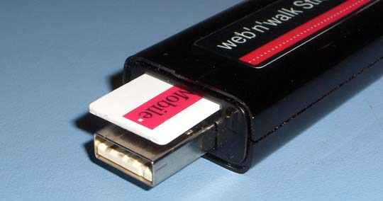Web'n'walk USB HSDPA