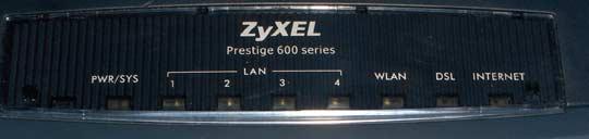 prestige P660 hw