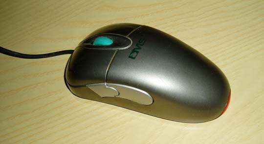 MS-600 optical mouse