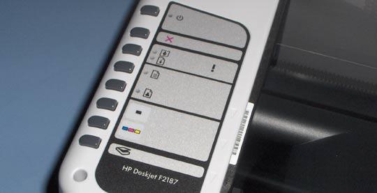 HP f2187 pisaè