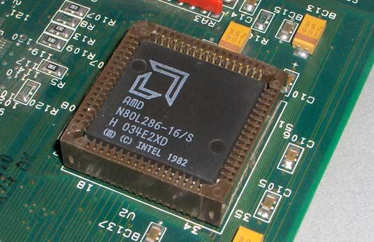 AMD N80L286-16