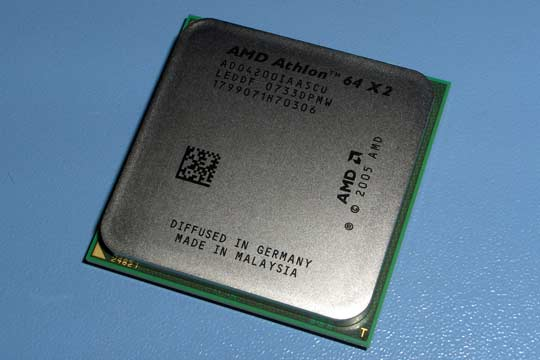 Athlon64 X2 Windsor 4200+