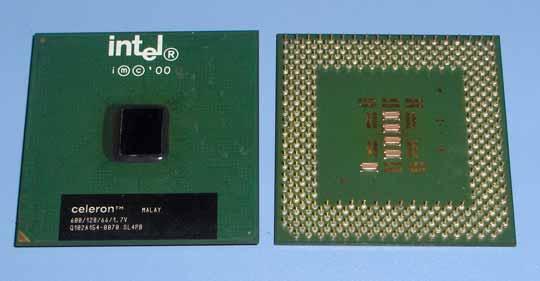 Celeron 600 MHz