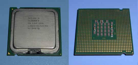 Celeron D 336 2.8 GHz