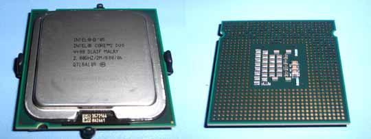 Core 2 Duo E4400 Allendale