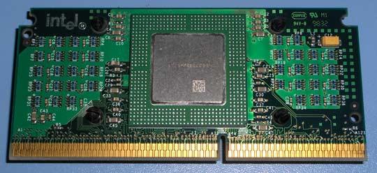 Celeron 333 MHz Mendocino