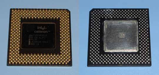 Celeron Mendocino 533 MHz