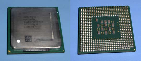 SL77M Mobile Pentium 4