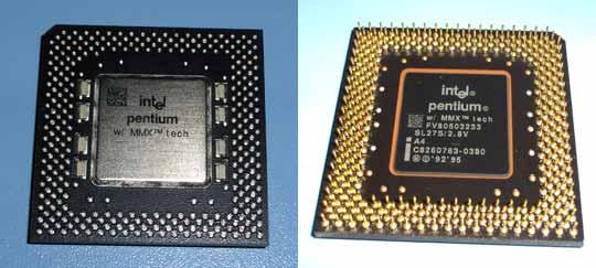 Pentium MMX 233 MHz