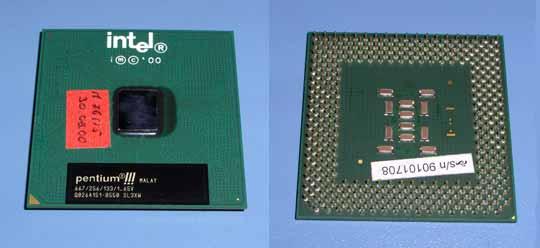 Pentium III SL3XW