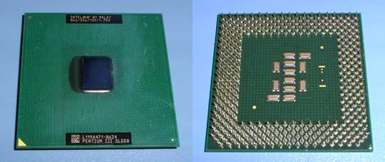 Pentium III SL5DX