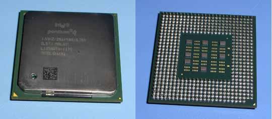 Pentium 4 1.5 willamette