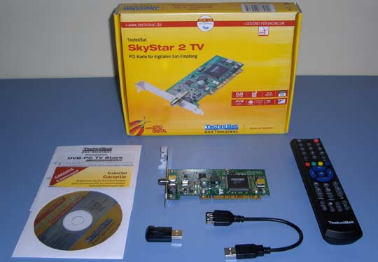 TechniSat Skystar 2 TV