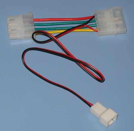 cooler power adapter